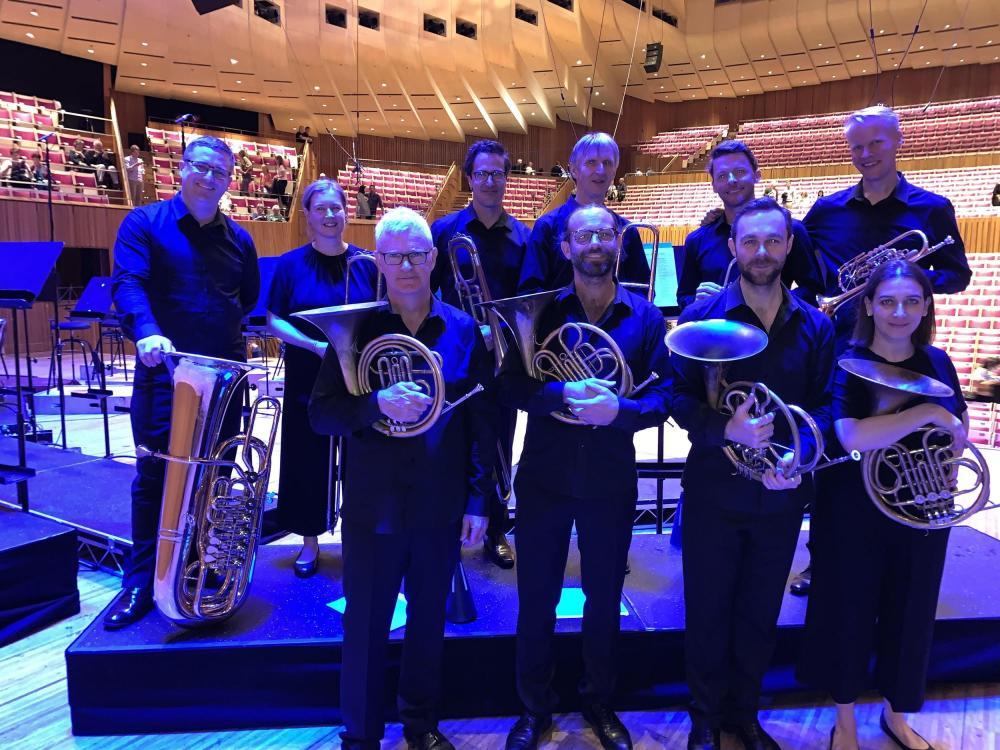 Australian Chamber Orchestran vasket